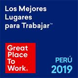 Los Mejores Lugares Para Trabajar™ 2019 Perú