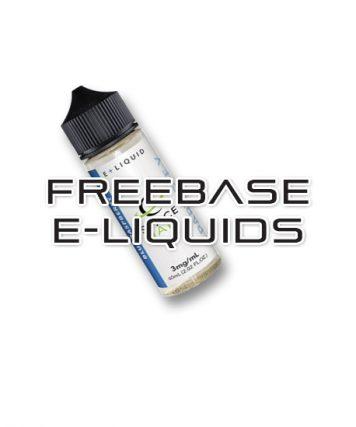 Free Base E-liquids