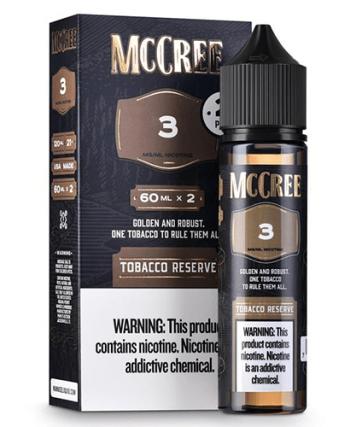 McCree Tobacco Reserve