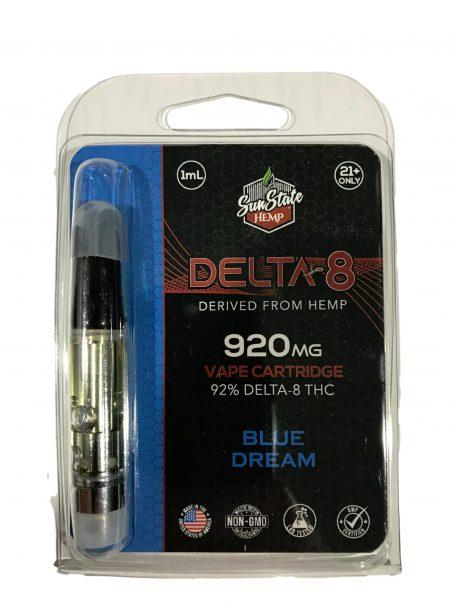 Blue Dream Delta-8 THC Cartridge