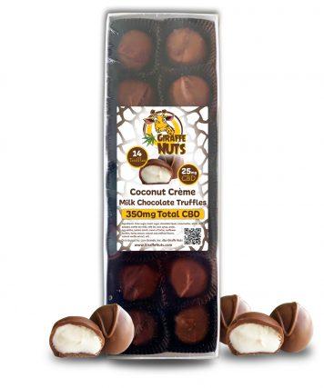 Coconut Creme Giraffe Nuts