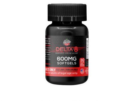 Delta-8 Softgels