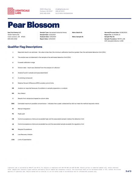 Pear Blossom COA pg3