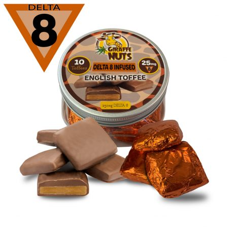 s English Toffee Delta-8