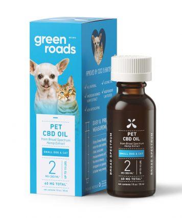 Small Pet CBD Oil