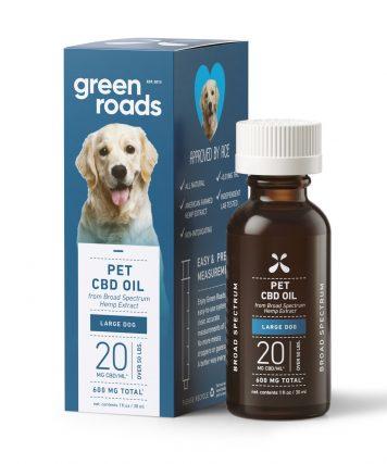 Large Dog CBD Oil