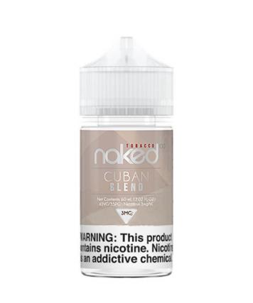Naked 100 Cuban Blend