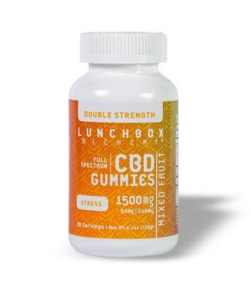 Stress CBD Gummies