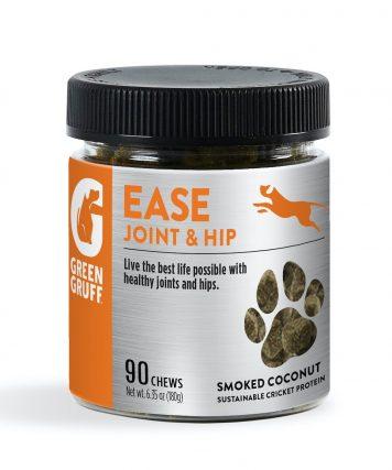 Green Gruff Ease Joint & Hip Chews