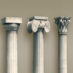 Orders of Greek Column Architecture