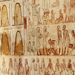 Tomb of Meryneith Relief