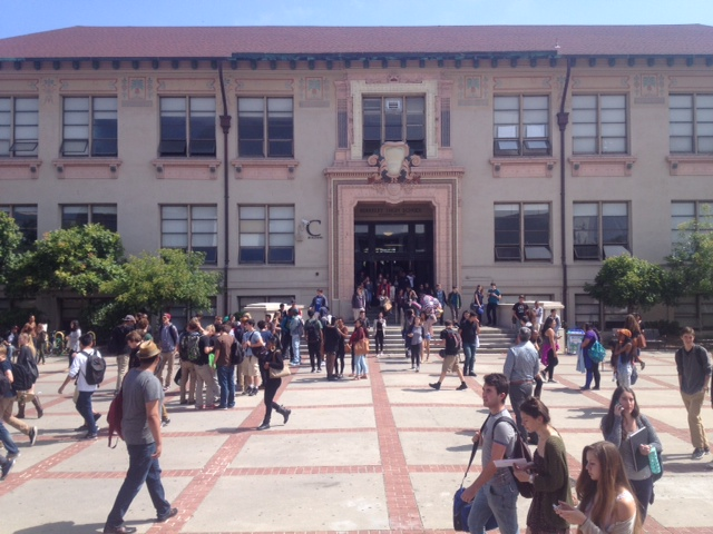 Searching For Reasons Behind Segregation At Berkeley High