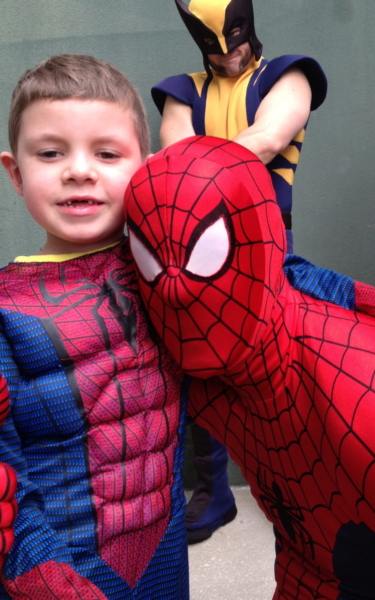 Olivier Spiderman