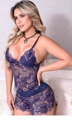 Babaydool de luxo Itana lingerie