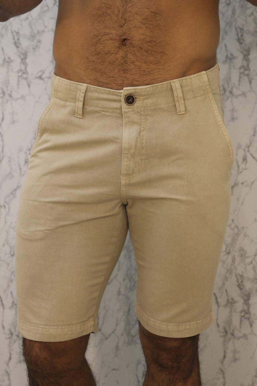 Bermuda Brim 100% Algodão Vaibe Jeans