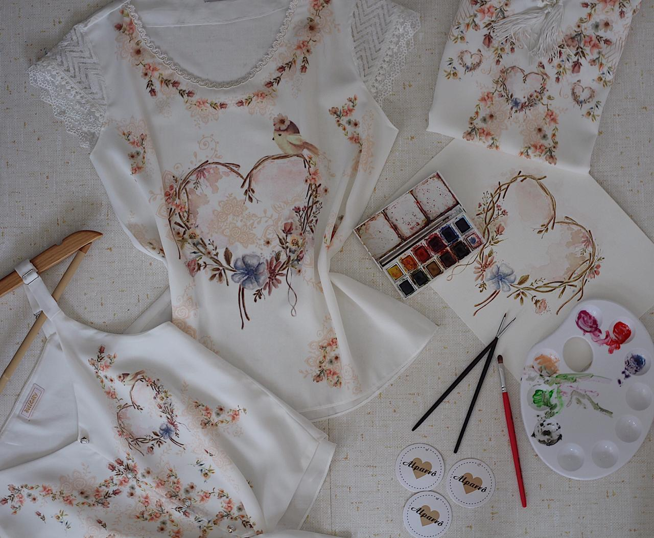 Blusa Alparrô - @Bullgary.modas