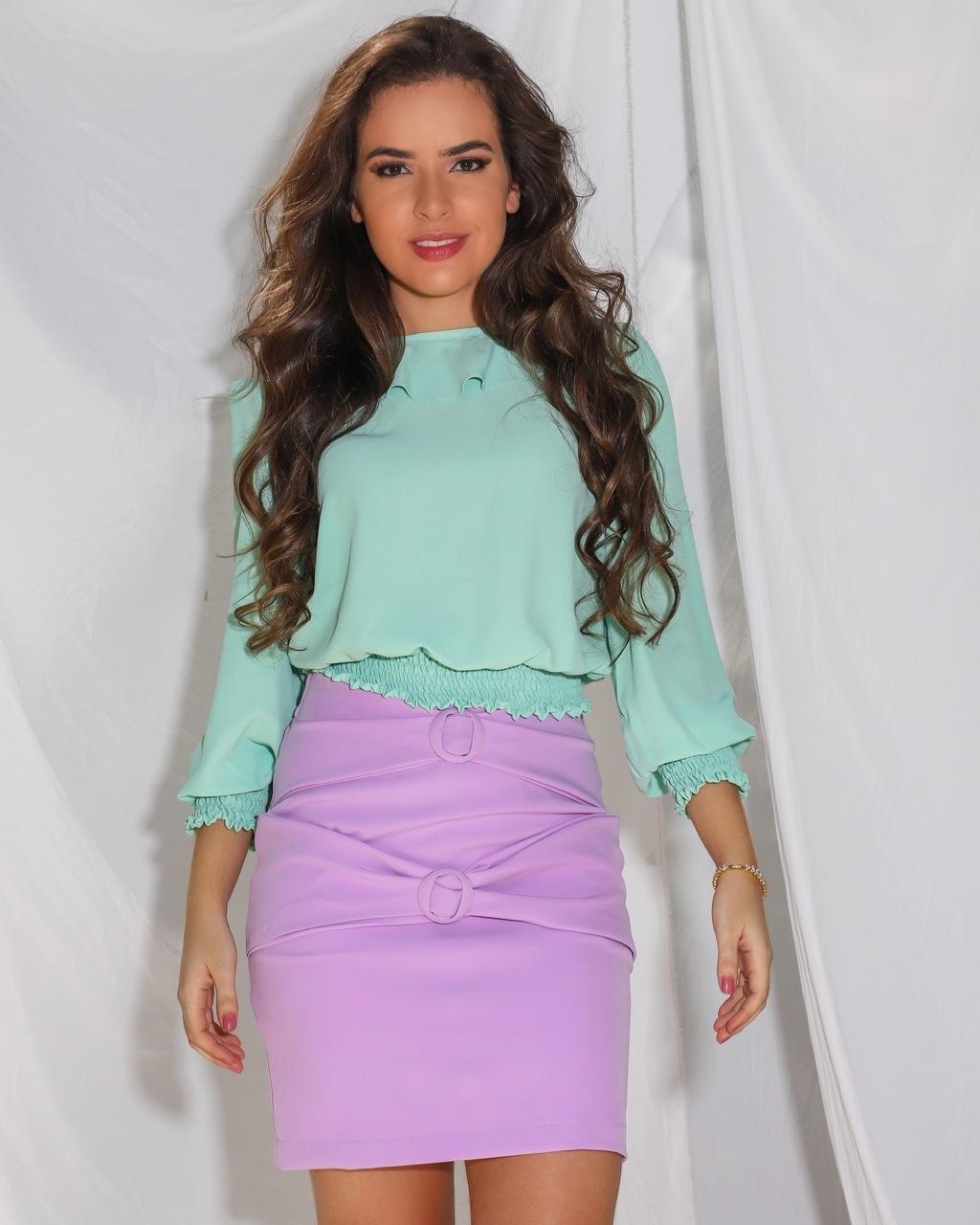 Blusa Jasmin - Cleo Rocha