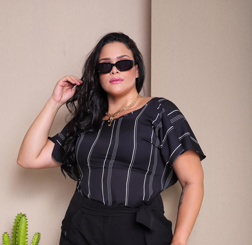 Blusa - Laissa Abreu
