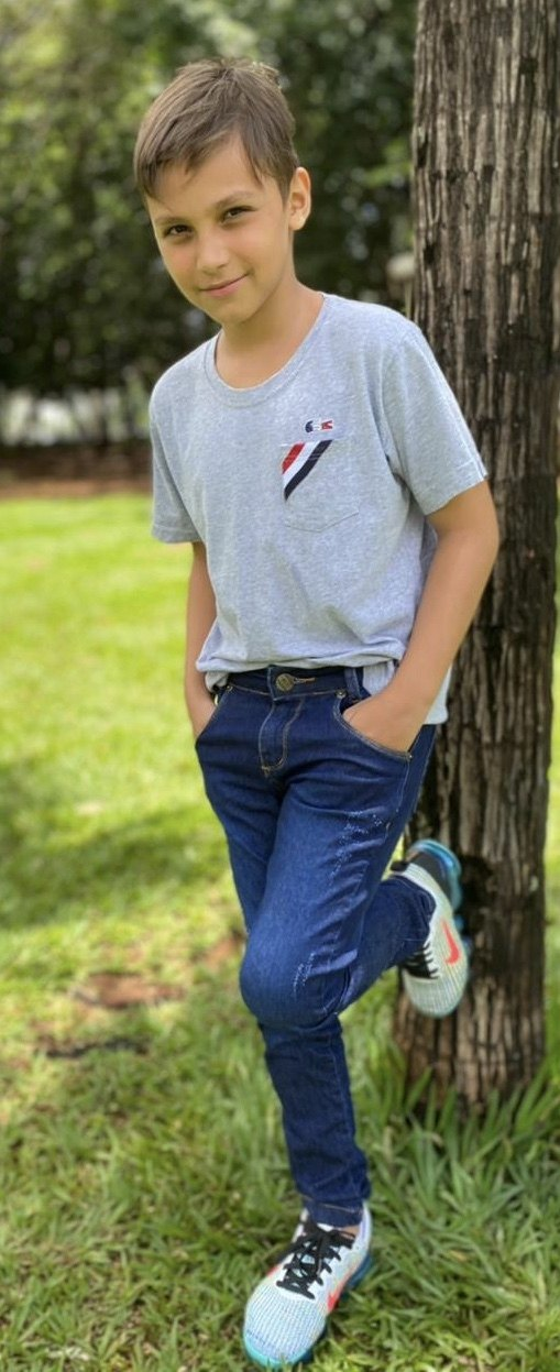 Boopy Store - Calça Jeans Masc Mordern