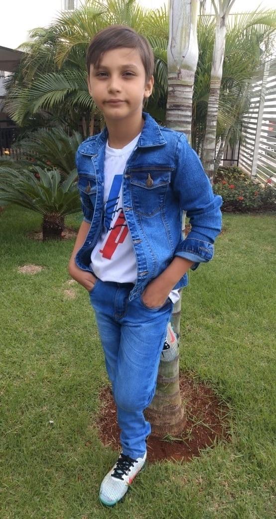 Boopy Store - Jaqueta Jeans Clara Masc