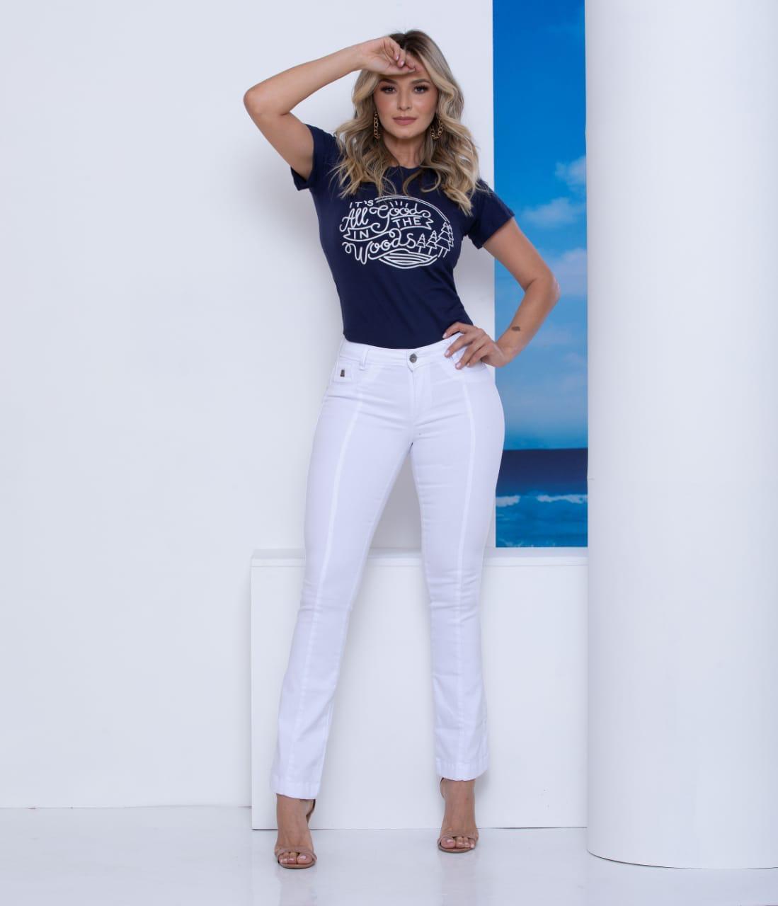 Calça Boot Cut Jade - Lizzy Jeans