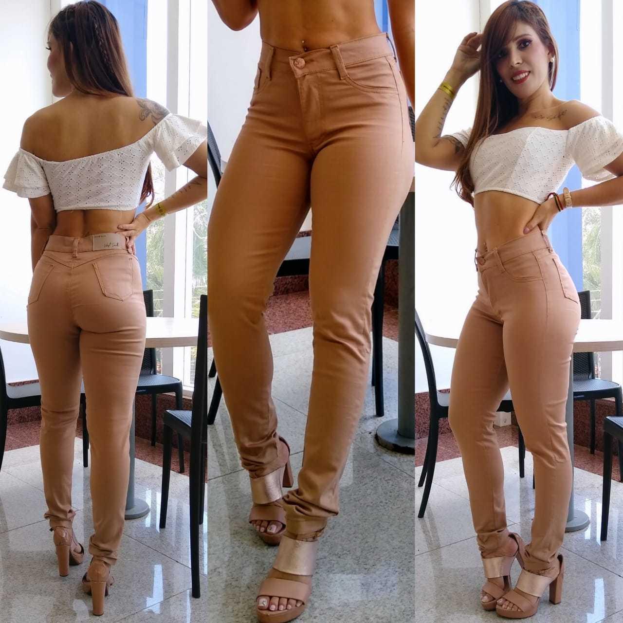 CALÇA COLLOR - West South Jeans