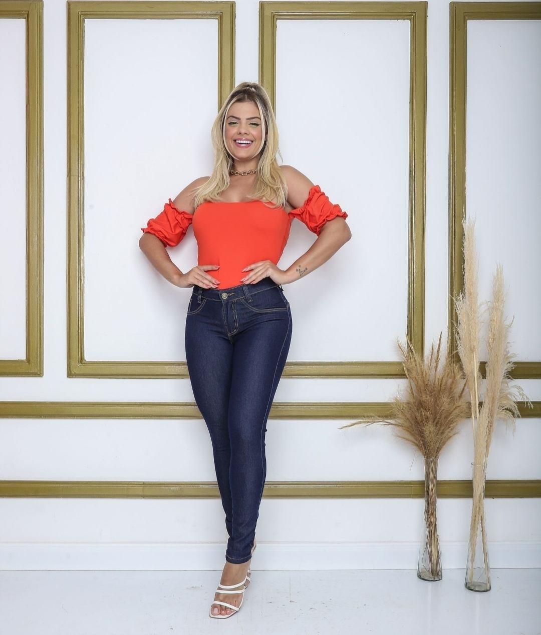 Calça Jeans Amaciada Infinity Brasil