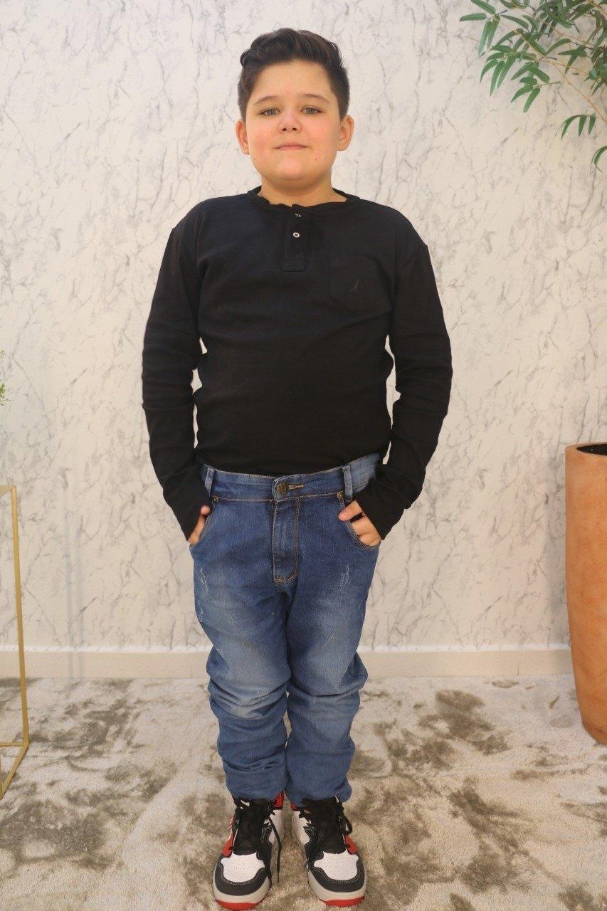 Calça Jeans Skinny Boopy Store
