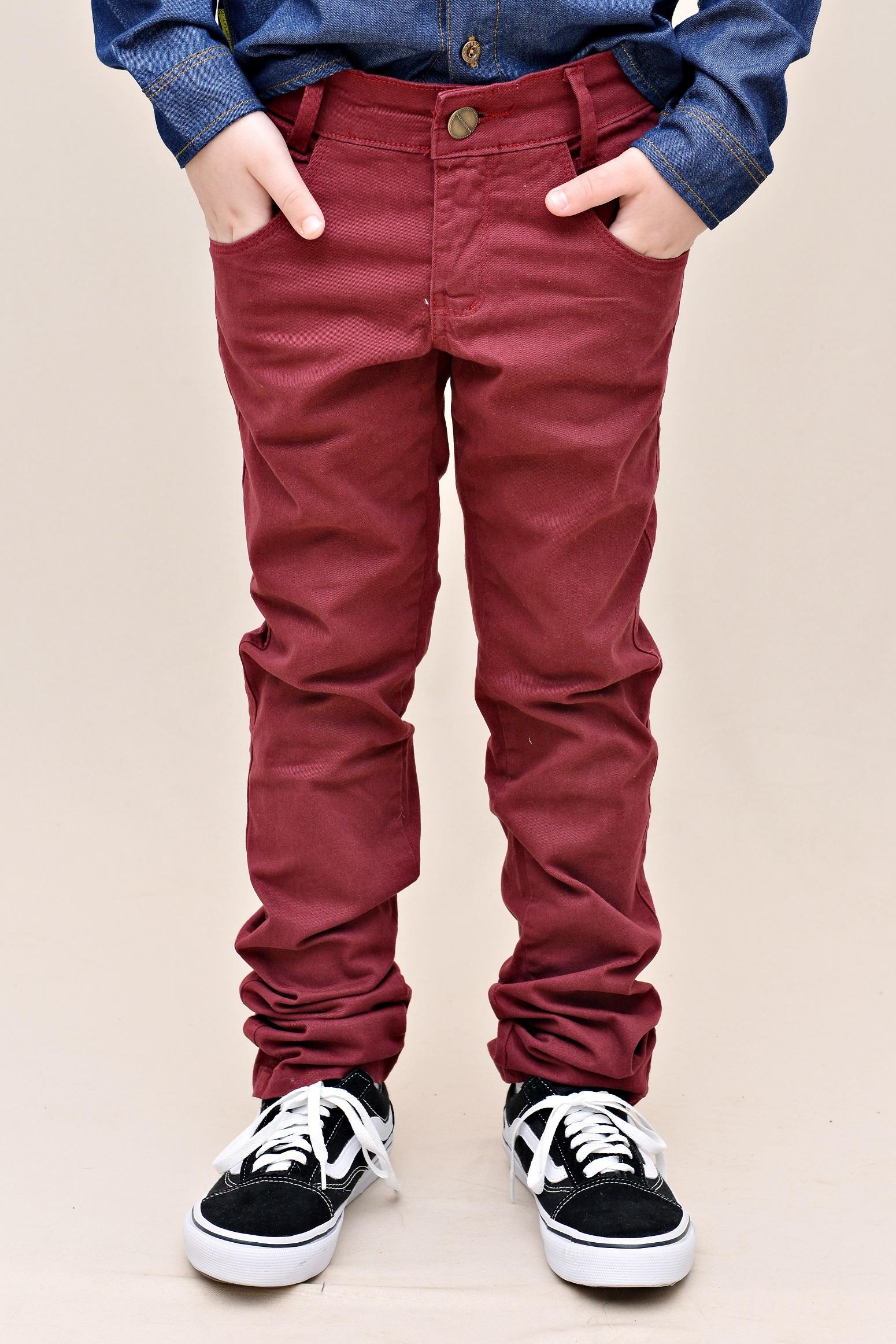 Calça Jeans Masculina - Circuito Jeans