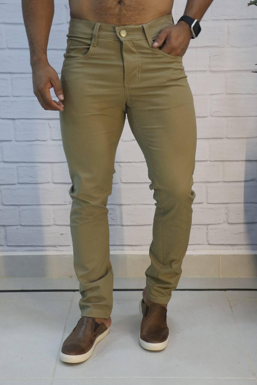Calça Jeans Masculina Tradicional West South Jeans