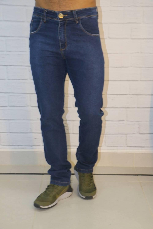 Calça Jeans Slim Cousins