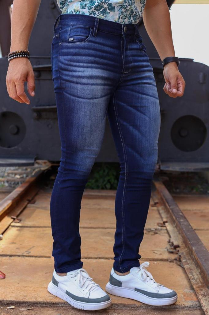 Calça Don Barbon West South Jeans