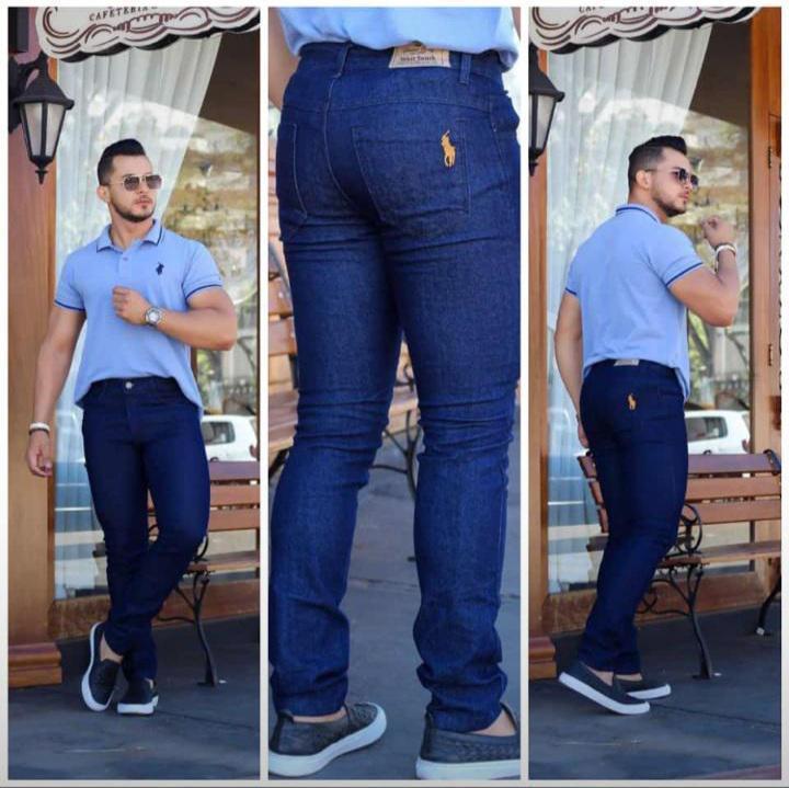 CALÇA MASCULINA SKINNY - West South Jeans