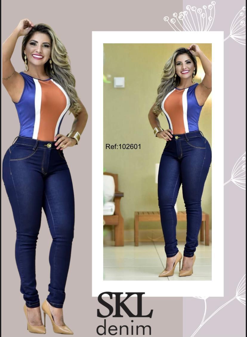 Calça Jeans Skalem Brasil