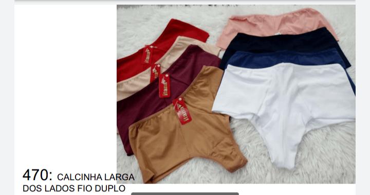 Calçinha-itana lingerie