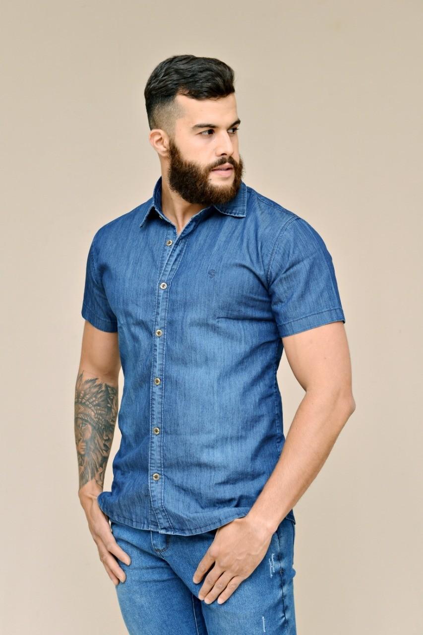 Camisa Jeans - Cousins Jeans