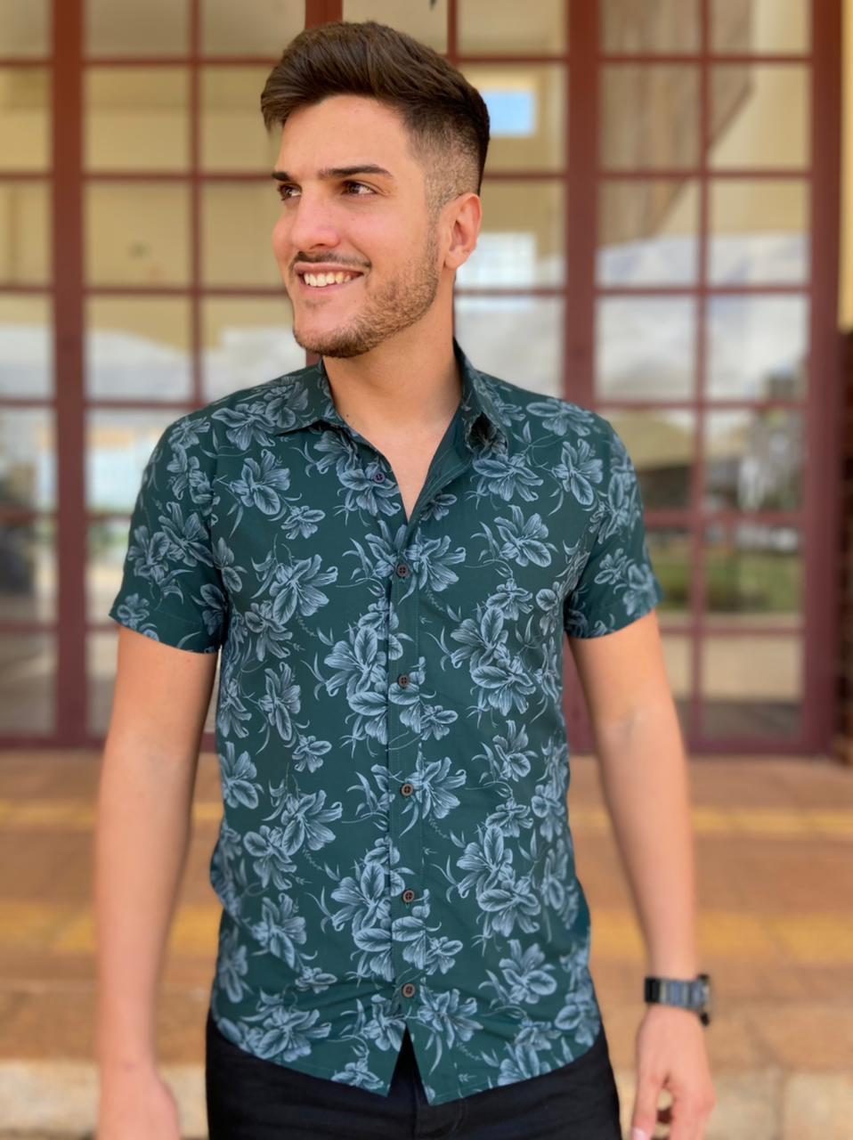 Camisa Manga Curta -  Naum