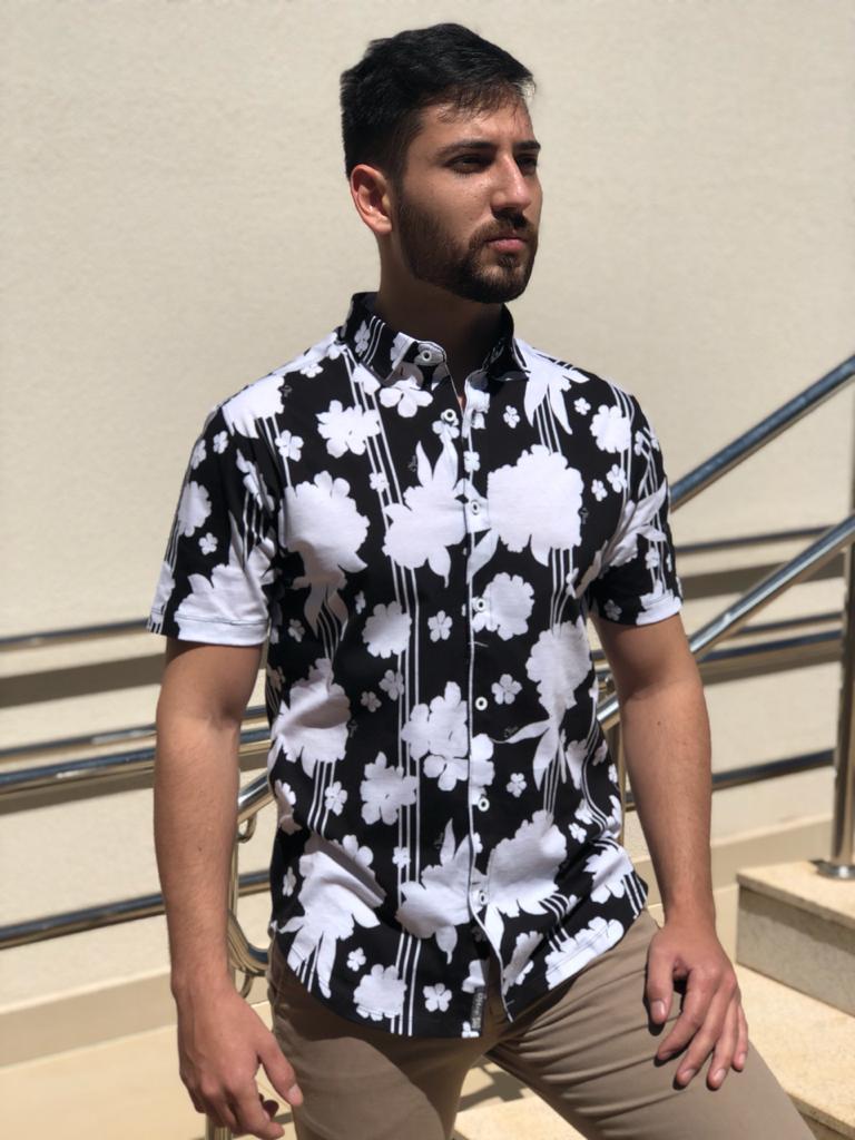 Camisa  manga curta - OFTEN gyn