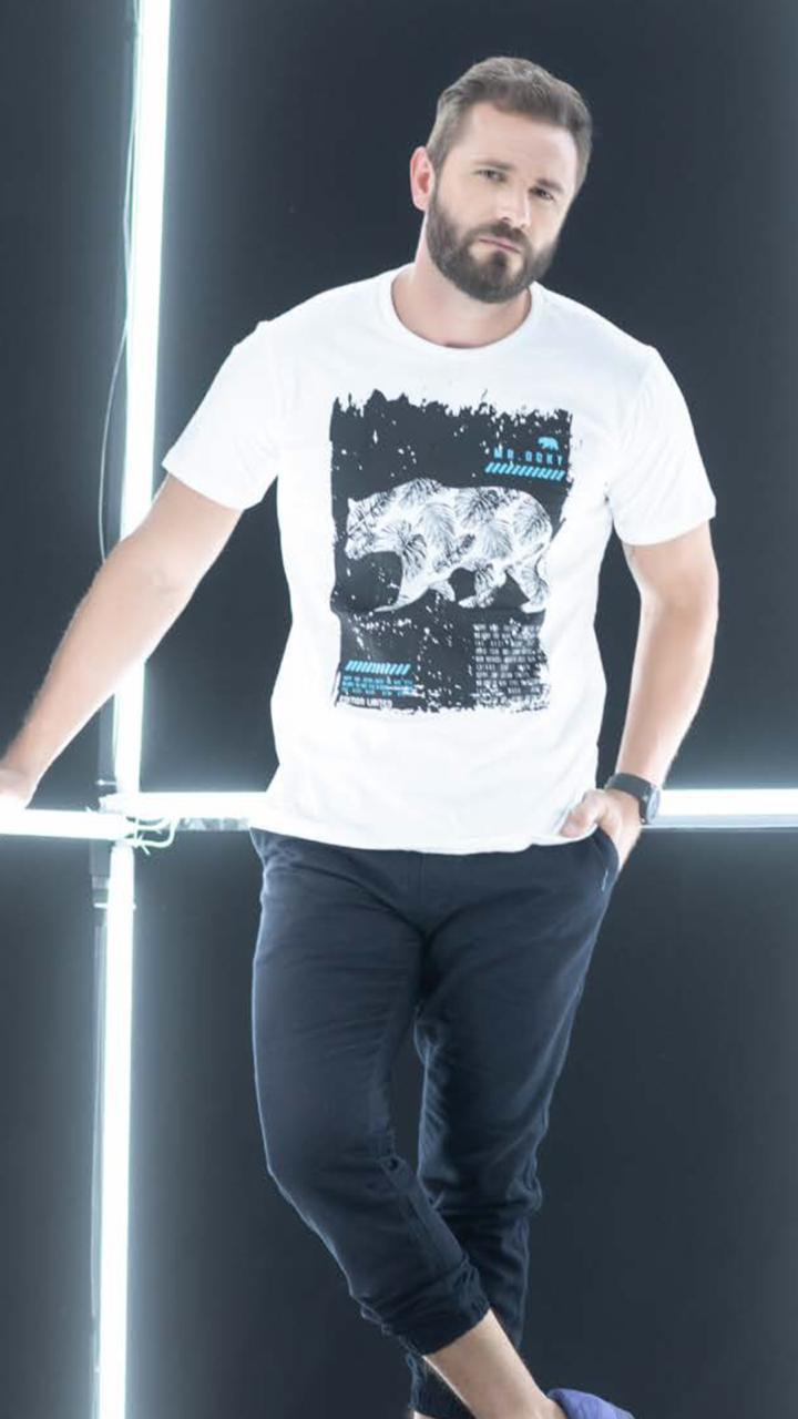 Camisa masculina - Mr.ocky
