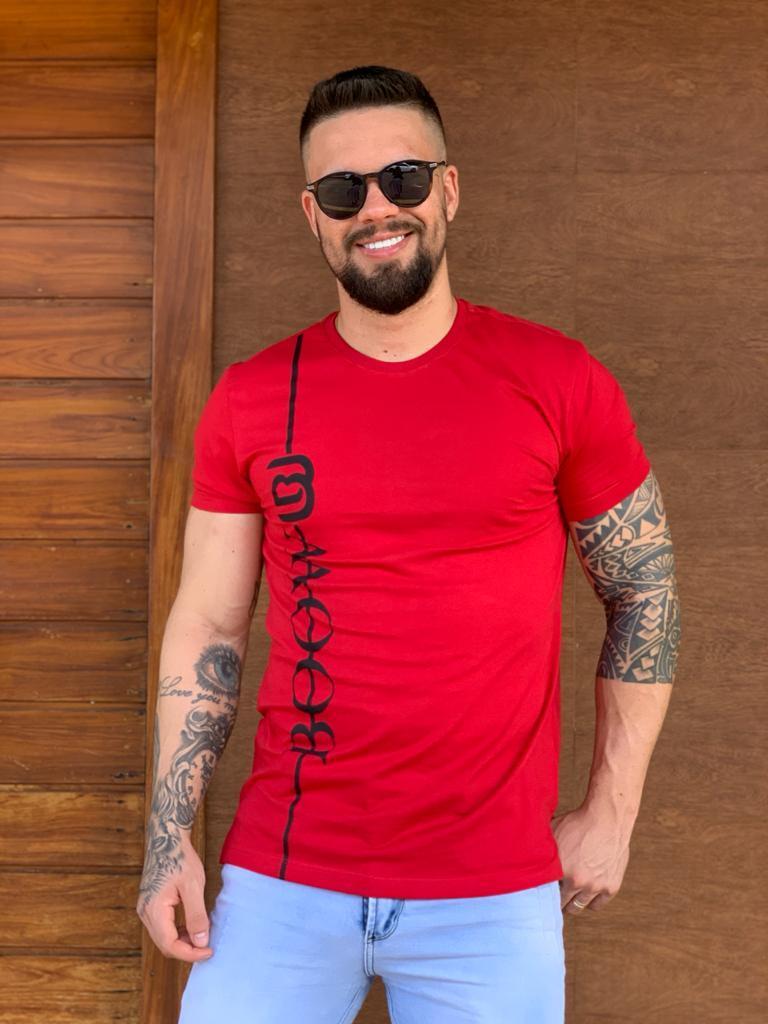 Camiseta Trabalhada Boow Camisaria