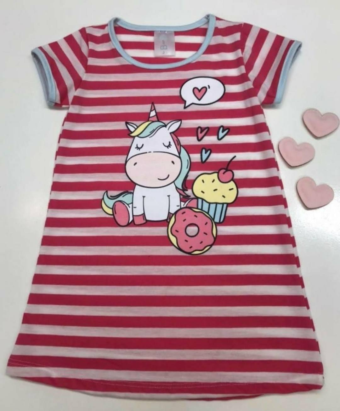 Camisola infantil de Unicórnio - CRUSH KIDS