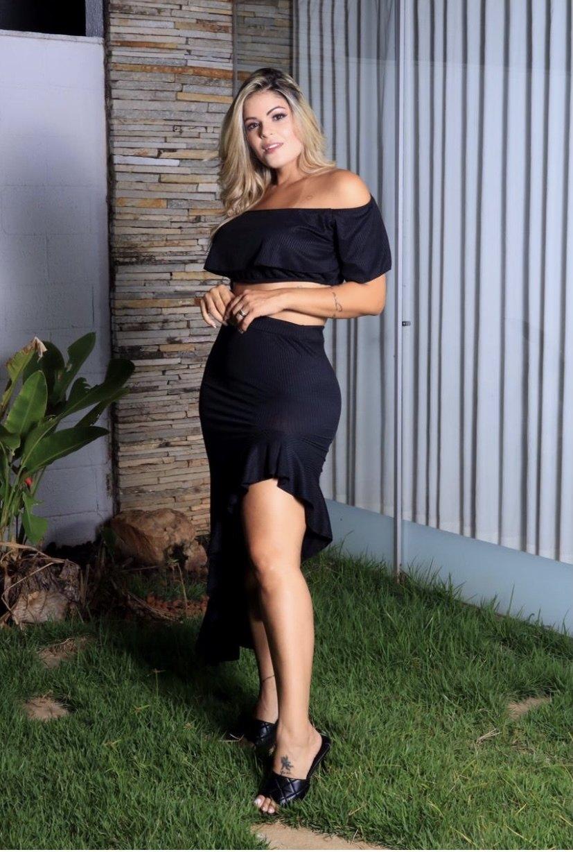 Ciganinha com saia - Ágape Fashion