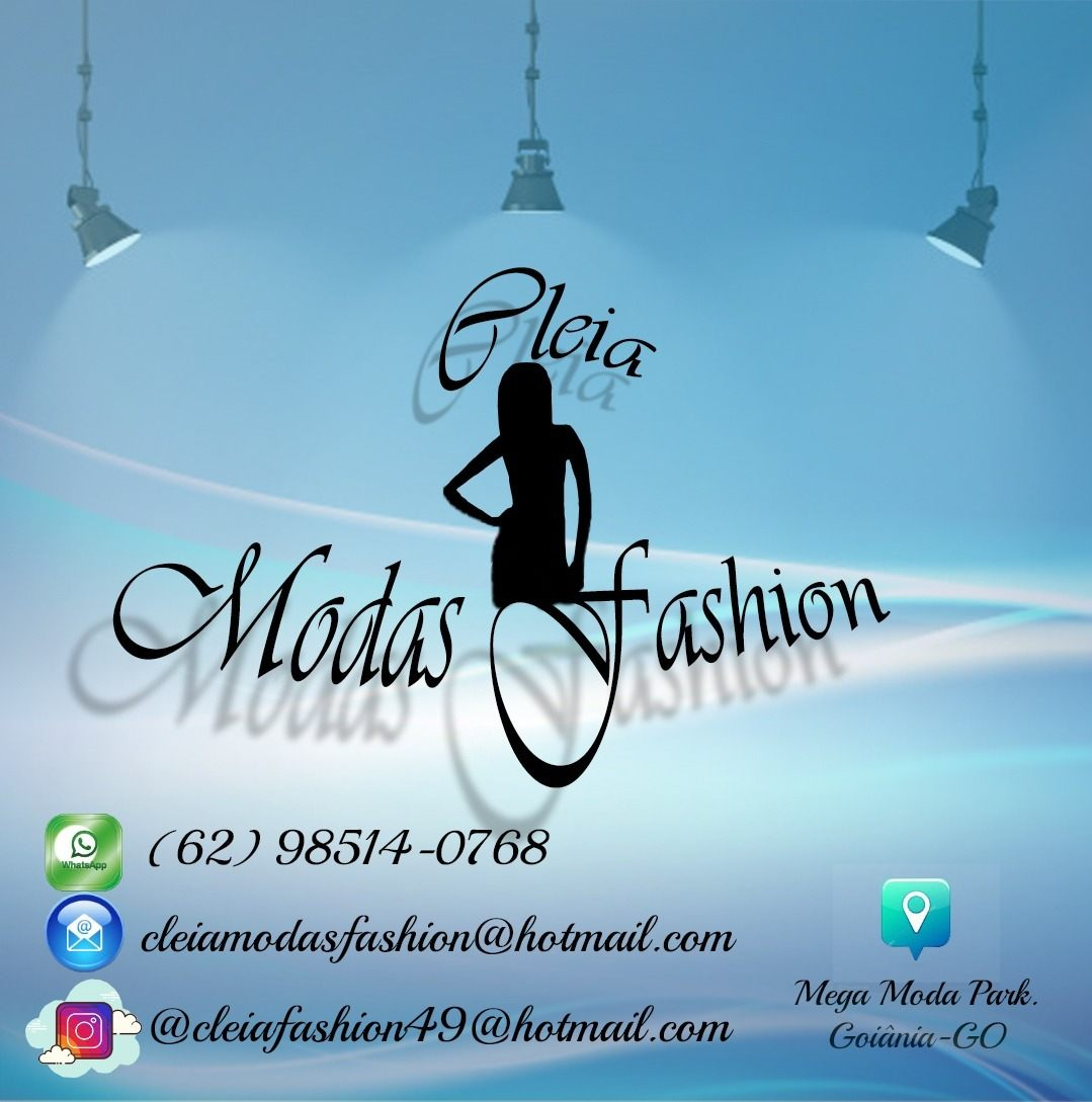 Cleia Modas Fashion