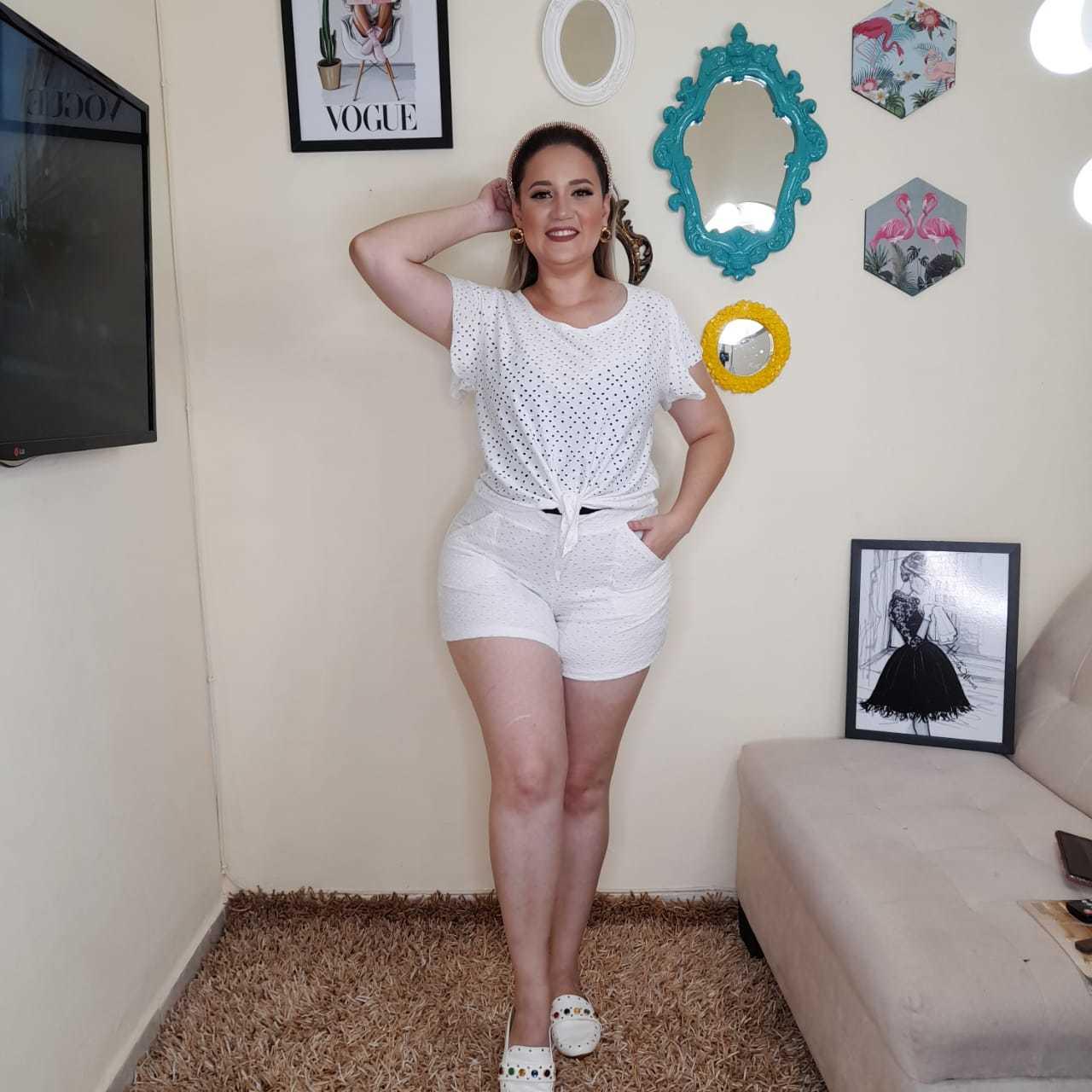 Conjunto Amarração - BELLA LIV STORE