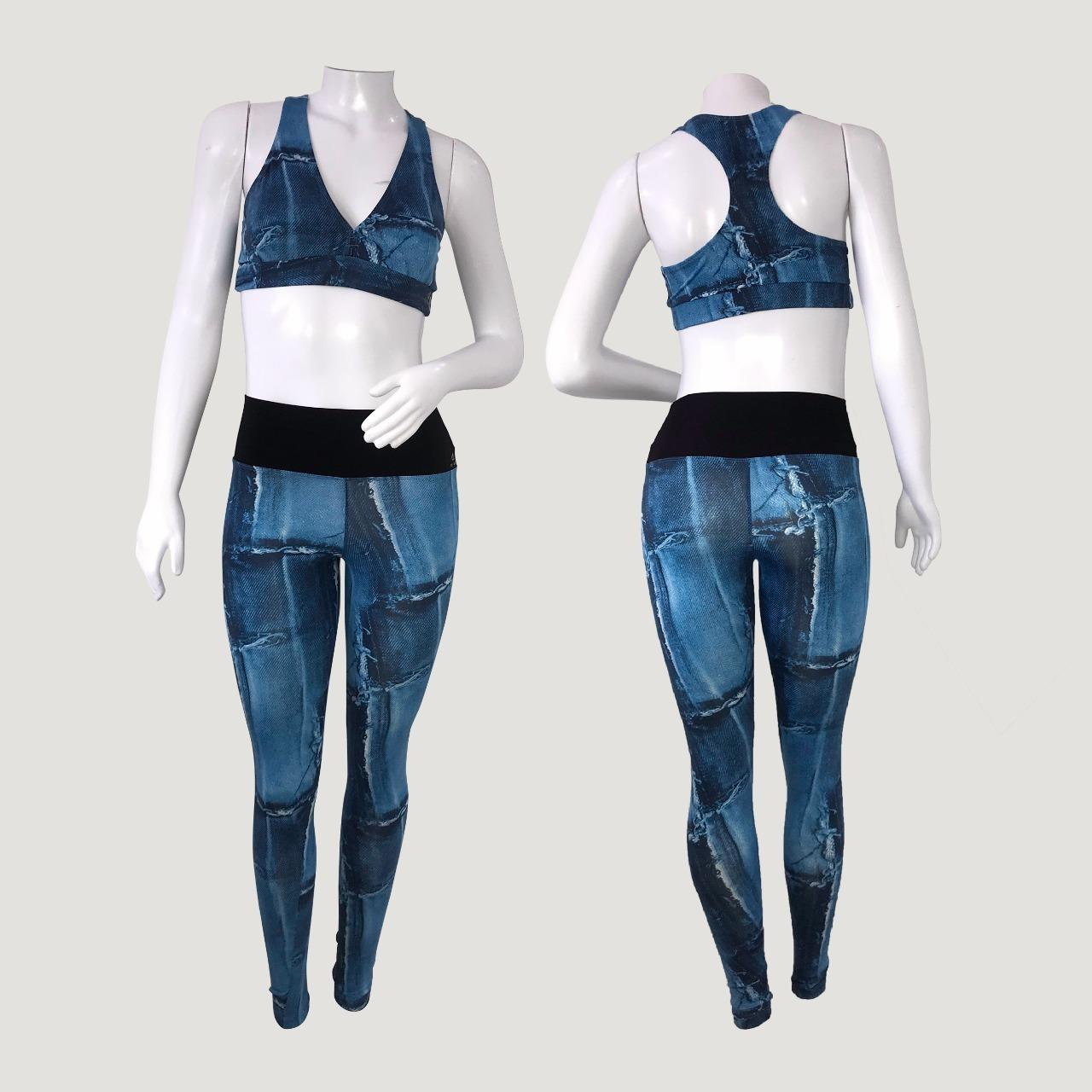 Conjunto Fashion - My Body