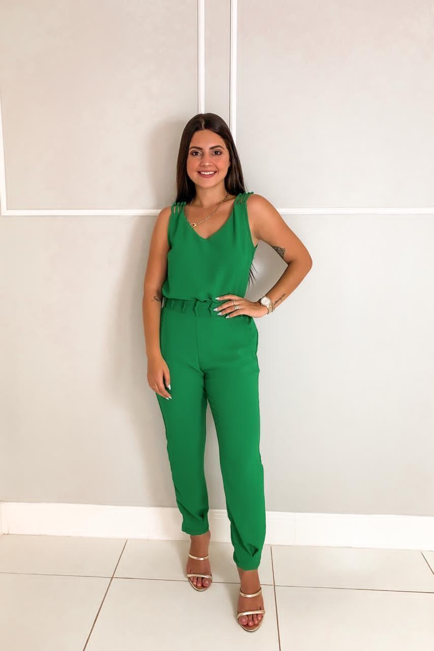 Conjunto Green - Stilo Dâmian