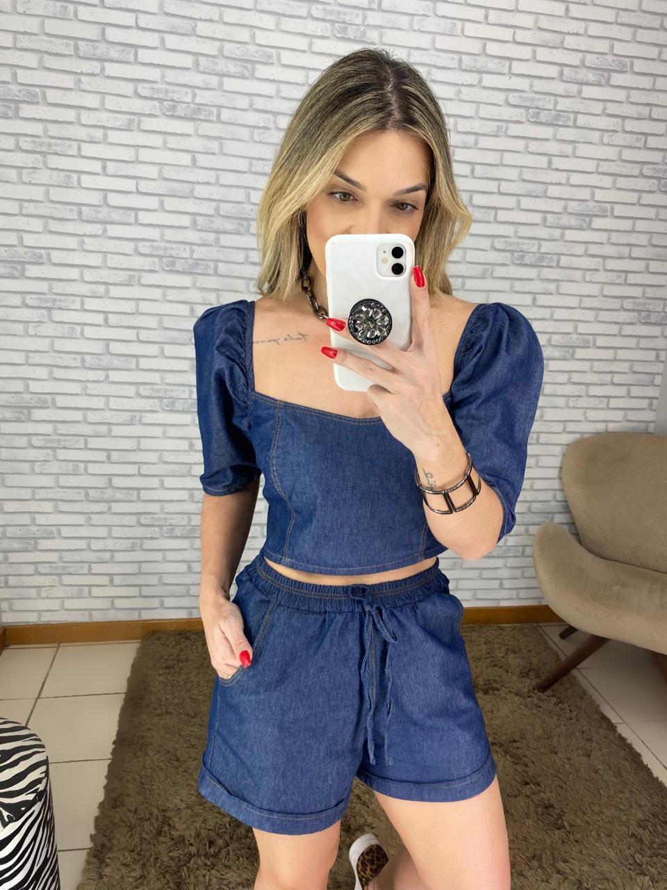Conjunto Jeans - Ponto Justo
