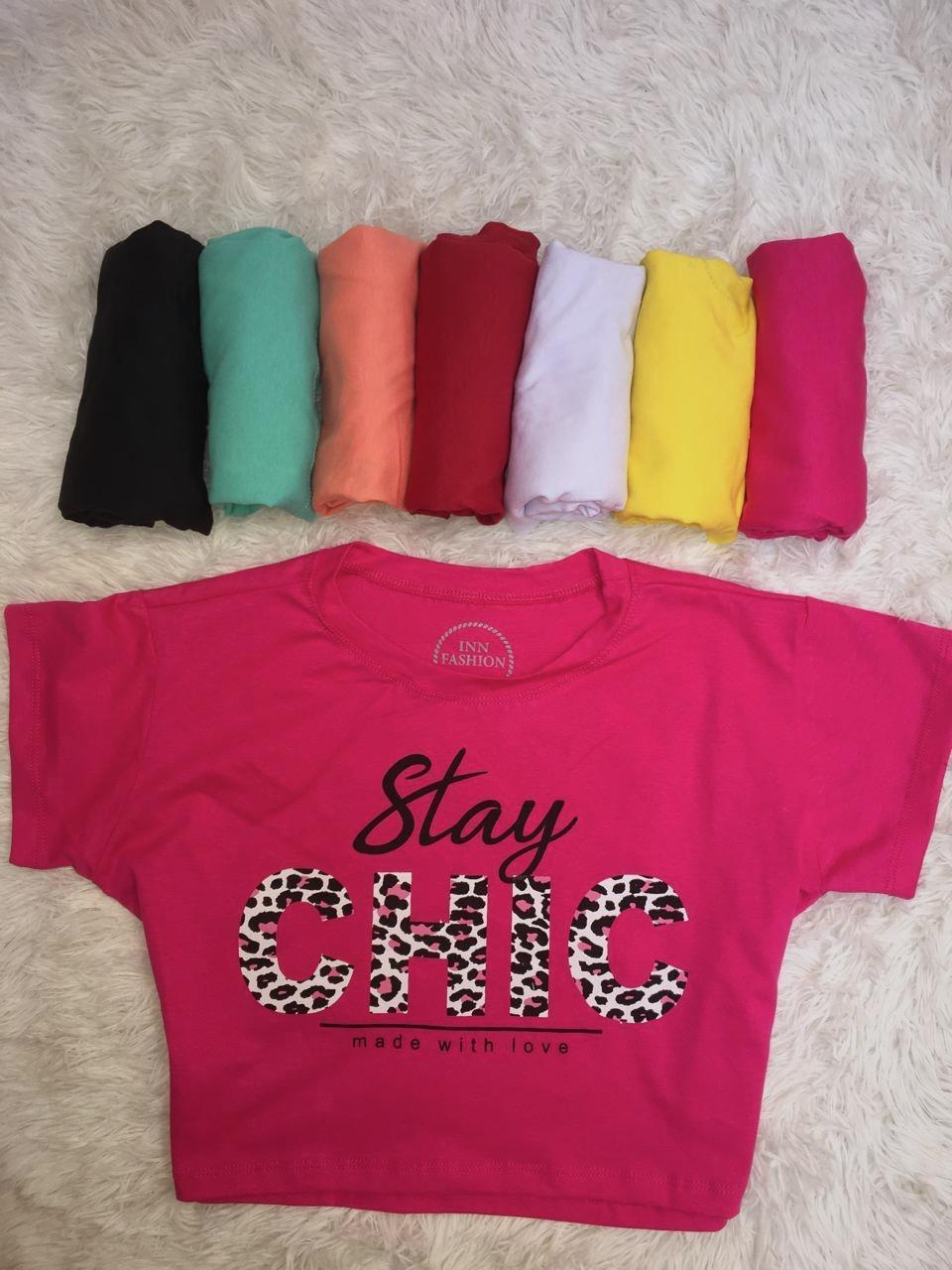 Cropped Stay Chic