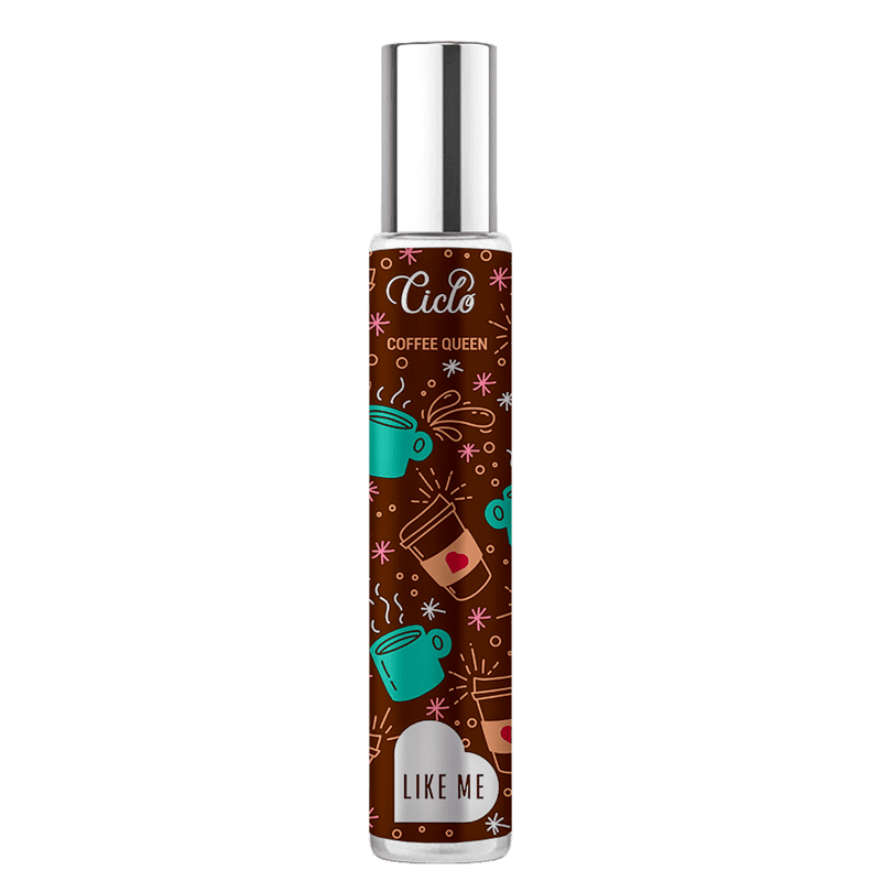 Deo Colonia Coffee Quem LIKE ME CICLO 30ml - 1/2