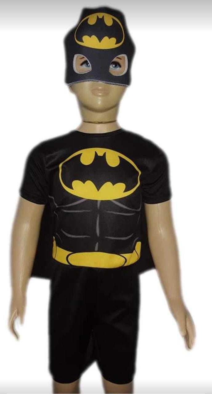 Fantasia Batman - KIDS FANTASIAS